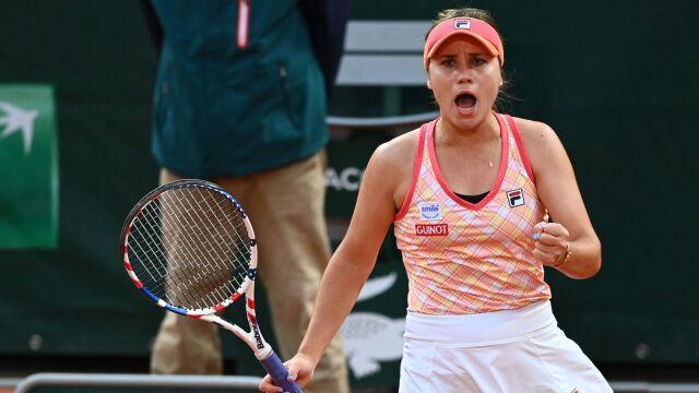 Młodość w finale French Open. Sofia Kenin rywalką Igi Świątek
