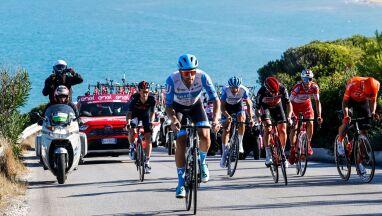 Sukces ucieczki w Giro d'Italia. Czołówka klasyfikacji generalnej bez zmian