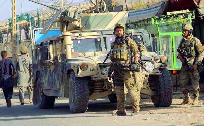 Krwawe walki z talibami w Kunduz. W nalotach zginęły kobiety i dzieci