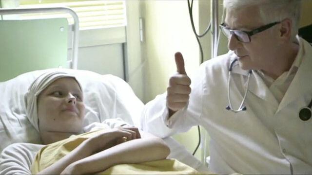 Pacjenci oddziału onkologii nagrali teledysk
