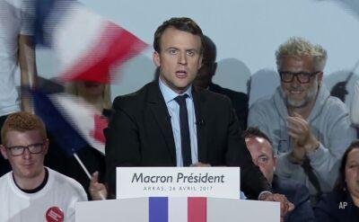 """""""To, co powiedział Emmanuel Macron, jest fundamentalnie antyunijne"""""""