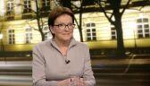 Premier Ewa Kopacz o Beacie Szydło: Cieszę się, że kobiety dominują w polityce
