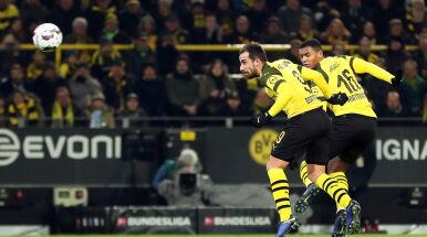 Borussia odpowiedziała Bayernowi, a Alcacer Lewandowskiemu