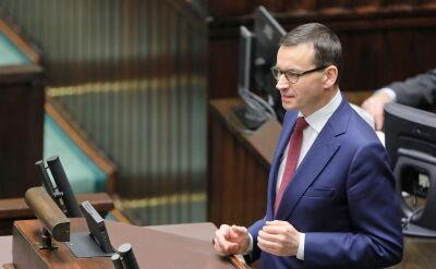Premier do opozycji: wasza wiarygodność jest warta zero