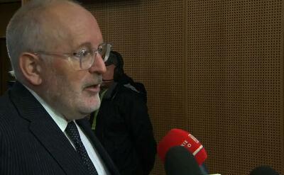 Timmermas przed trzecim wysłuchaniem Polski przed Radą UE