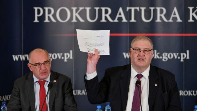 Kwaśniak odpowiada Święczkowskiemu: informacje wybiórcze i tendencyjne