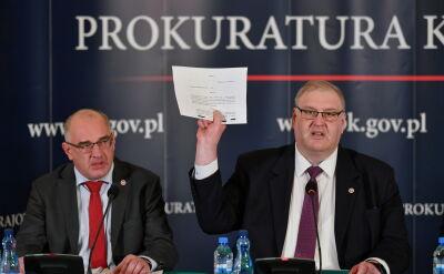 Prokurator krajowy ujawnił część materiałów dotyczących SKOK-u Wołomin