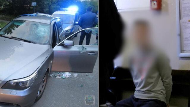 Był pijany, uciekał przed policją, aresztowany