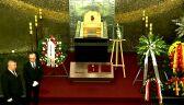 Pogrzeb rozpoczęła pieśń Bułata Okudżawy