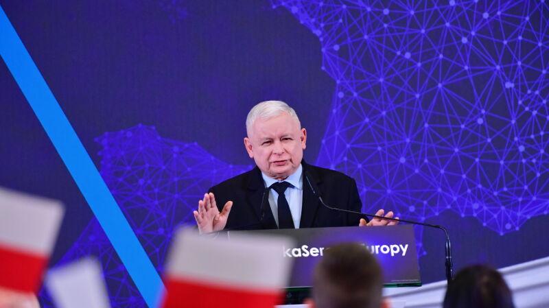 Kaczyński: nawet do 30 lat więzienia dla pedofilów