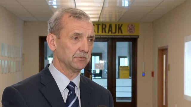 Broniarz: jeżeli kurator Nowak nie sprostuje swoich słów, skierujemy sprawę do sądu