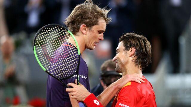 Zverev zakończył piękną karierę Ferrera. Hurkacz na drodze do ćwierćfinału