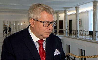 """Czarnecki o sprawie """"tęczowej"""" Matki Boskiej"""
