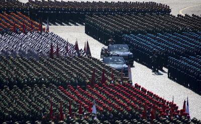 Defilada z okazji dnia zwycięstwa w Rosji