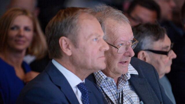 """Donald Tusk Człowiekiem Roku """"Gazety Wyborczej"""""""
