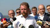 Minister Szumowski o zanieczyszczeniu wody po awarii kolektora oczyszczalni ścieków