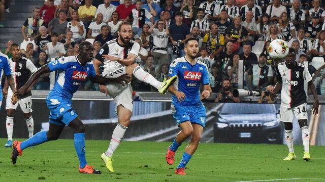 Kosmiczny mecz w Turynie. Siedem goli i dramat Napoli w 90. minucie