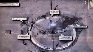 Eksplozja irańskiej rakiety. Komentarz Trumpa