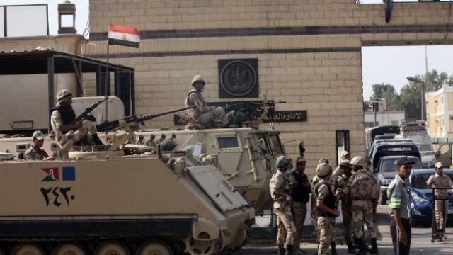 Krwawe starcia w Egipcie