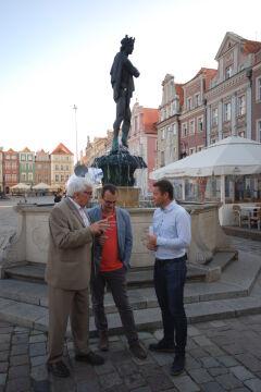 Jacek Hałasik tłumaczy jak zrobić ajntop