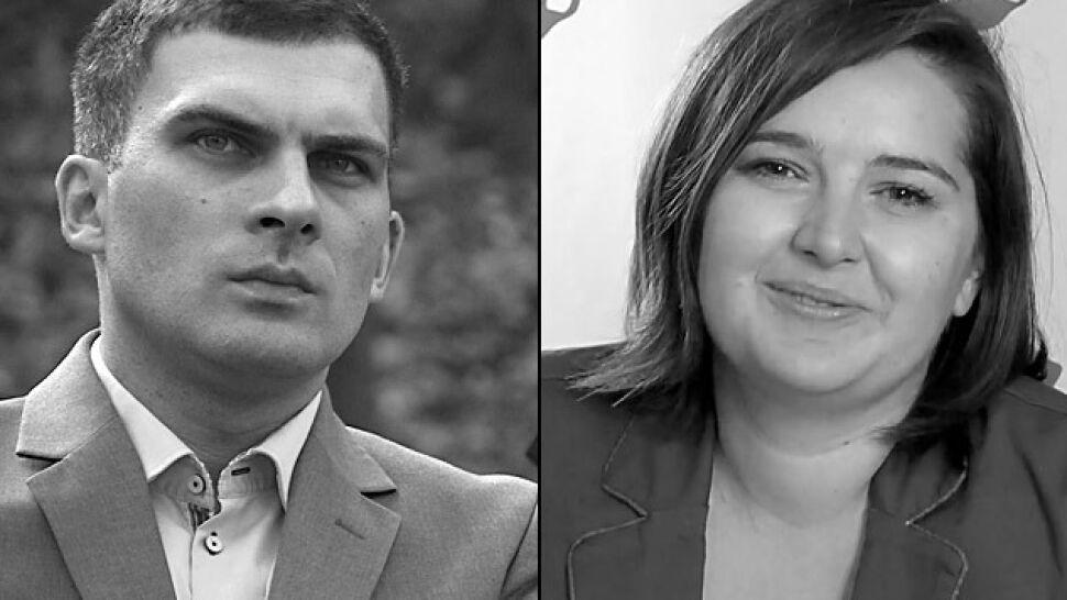 """Nie żyje dziennikarz """"Faktów"""" TVN, jego żona i syn. Dariusz Kmiecik zginął w katastrofie w Katowicach"""