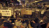 Szef administracji: protesty w Hongkongu wspierane przez siły zewnętrzne