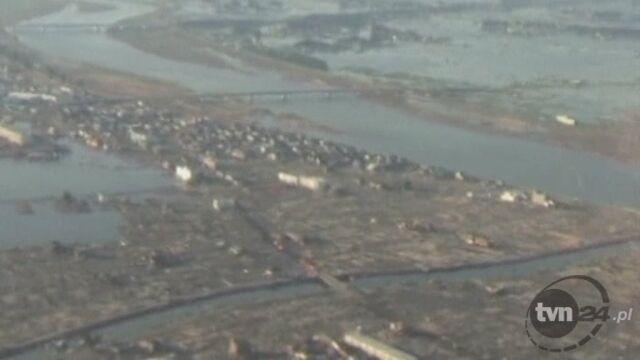 Japonia po trzęsieniu ziemi (Reuters)