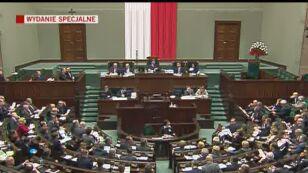 Głosowanie nad wnioskiem o komisję śledczą