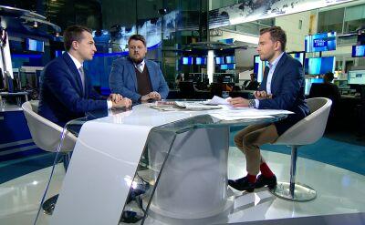 Adam Szłapka o wystąpieniu szefa MSWiA w Sejmie