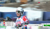 2. przejazd Magdaleny Łuczak w slalomie gigancie w mistrzostwach świata