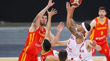 Polscy koszykarze awansowali na mistrzostwa Europy. Z Hiszpanią walczyli do końca