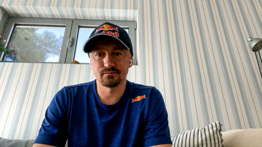 Adam Małysz przed Wings for Life 2021