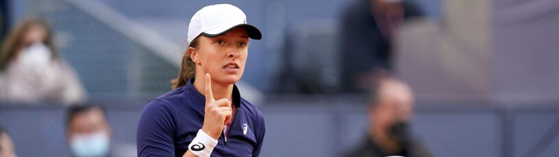 Polscy tenisiści poznali rywali w Rzymie. Świątek czeka powtórka z Madrytu