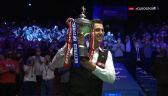 Selby odebrał puchar za triumf w mistrzostwach świata