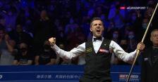 Selby mistrzem świata w snookerze