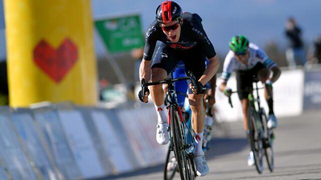 Hayter triumfuje na Alto da Foia. Nowa czołówka wyścigu Volta ao Algarve