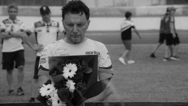 """Legenda MotoGP nie żyje. """"Zmarł po dwóch miesiącach walki z COVID-19"""""""