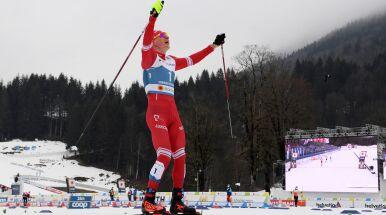 Wygrał z norweską koalicją. Bolszunow mistrzem świata po raz pierwszy w karierze