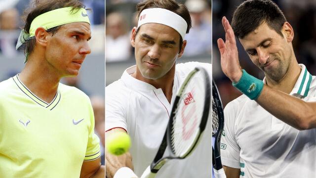 """Apel do młodego pokolenia. """"Nadal, Federer i Djoković nie mają nadludzkiej siły"""""""