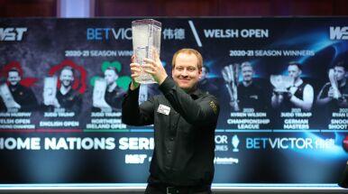 Niespodziewany zwycięzca Welsh Open: dużo udowodniłem