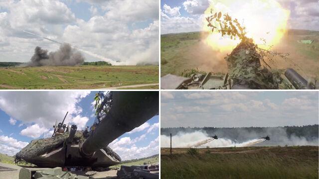 """Szef MSZ Niemiec: manewry NATO na Wschodzie to """"pobrzękiwanie szabelką"""""""