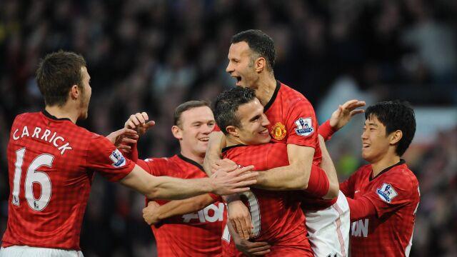 Mistrzostwo zostaje w Manchesterze. United odebrali City tytuł