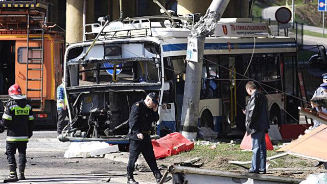 2 osoby zginęły, 10 rannych. Zarzuty dla kierowcy ciężarówki