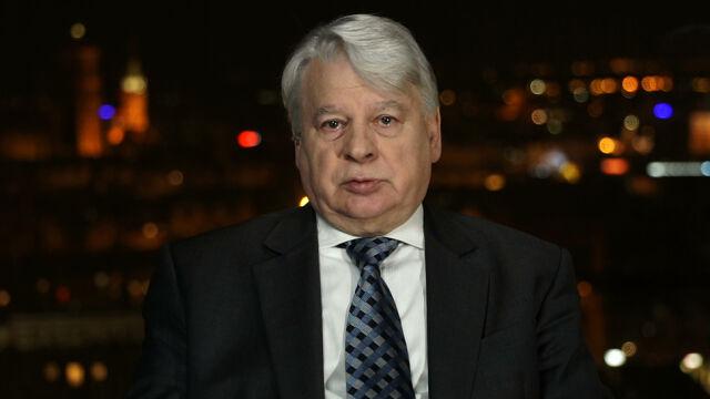 """Bogdan Borusewicz w """"Kropce nad i"""" wspominał Pawła Adamowicza"""