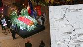 Trumna zostanie w piątek przeniesiona ulicami do Bazyliki