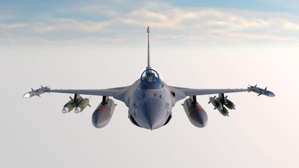 USA nie zgodziły się na kupno przez Chorwację F-16 od Izraela