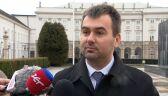 Spychalski: jesteśmy gotowi przekazać prokuraturze monitoring Pałacu Prezydenckiego