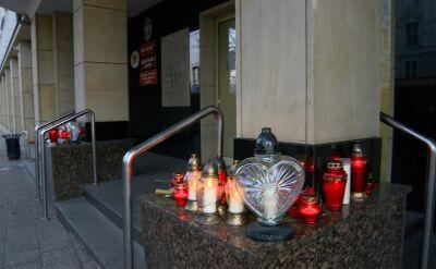 W Gdańsku trwa żałoba po śmierci prezydenta