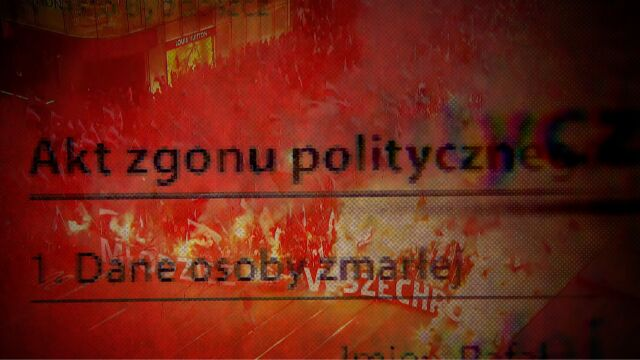 """Walka o ukaranie autorów """"politycznych aktów zgonu"""""""