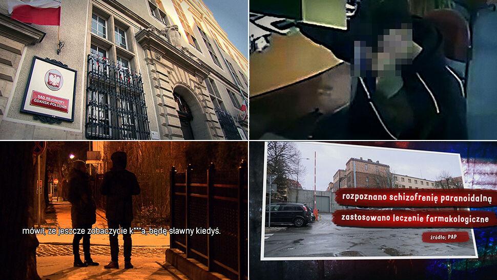 6c794e5b046fa Sprawca ataku na prezydenta Gdańska. Nożownik z przeszłością